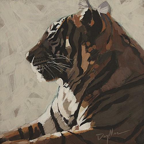 endangered one, bengal tiger